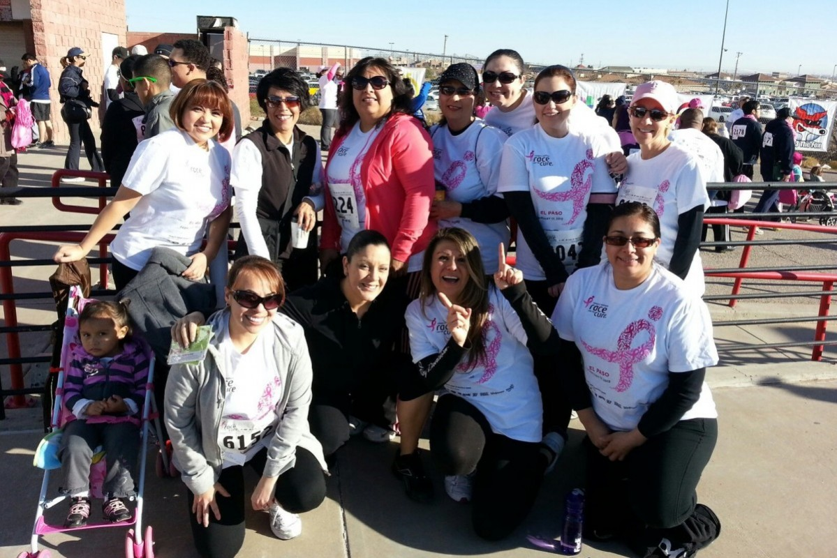 FULLBEAUTY Brands at Susan G. Komen Race for the Cure.
