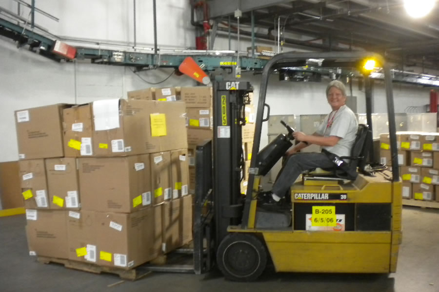FULLBEAUTY Brands' Indianapolis Fulfillment Center regularly donates overstock to victims of natural disasters.