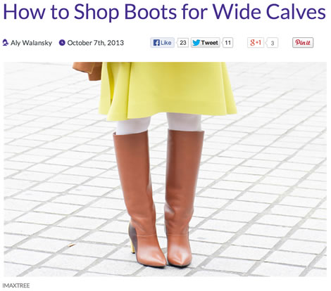Shop Boots for Wide Calves